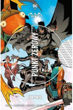 Batman Fortnite: Punkt zerowy