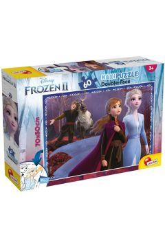 Puzzle dwustronne 60 el. Supermaxi. Frozen