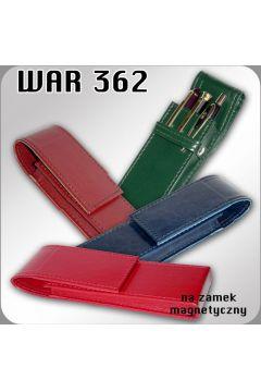 Etui na długopis skóra eko WARTA W362