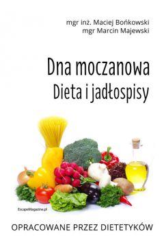 Dna moczanowa. Dieta i jadłospisy