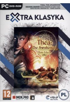 Extra klasyka Thea The Awakening Złota Edycja