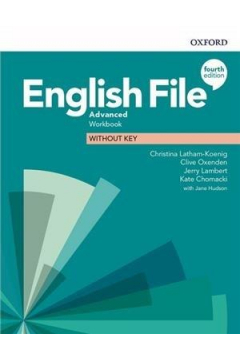 English File 4E Advanced WB