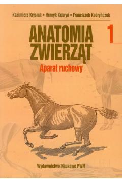 Anatomia zwierząt. Tom 1. Aparat ruchowy