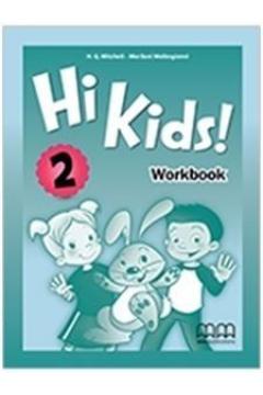 Hi Kids! 2 WB MM PUBLICATIONS