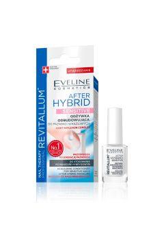 Odżywka odbudowująca do paznokci wrażliwych Revitallum After Hybrid Sensitive
