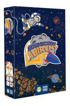 Gra - Kosmiczny labirynt