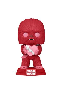 Funko POP Star Wars: Valentines - Chewbacca