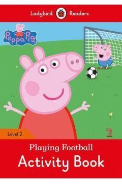 Peppa Pig: Playing Football Activity Book