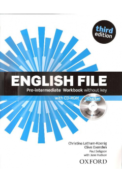 English File 3E Pre-Intermed WB Without Key OXFORD