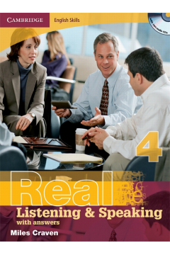 Cambridge English Skills Real Listening and Speaking with answers + 2CD