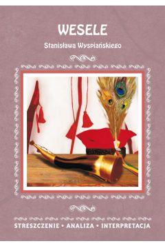 Wesele Stanisława Wyspiańskiego. Streszczenia, analiza, interpretacja