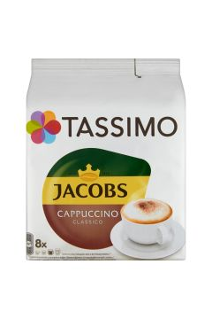 Cappuccino Classico Kawa mielona w kapsułkach