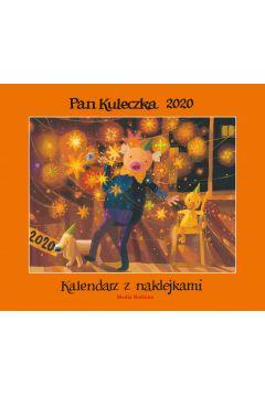 Kalendarz Pan Kuleczka 2020
