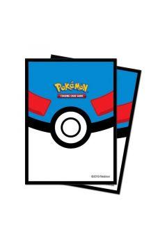 ULTRA-PRO Deck Protector - Standard Sleeves Pokémon - Great Ball 65 szt.