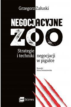Negocjacyjne zoo strategie i techniki negocjacji w pigułce