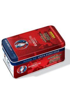 PROMO Puszka Kolekcjonera Road To UEFA EURO 2016™ p8. PANINI