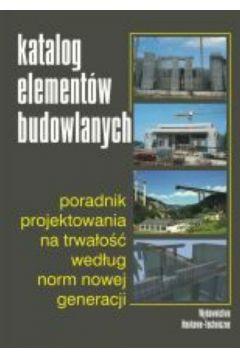 Katalog elementów budowlanych