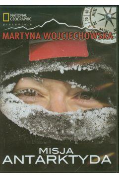 Martyna Wojciechowska: Misja Antarktyda