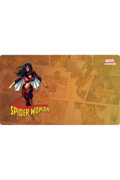 Marvel Champions: Spider-Woman Game Mat
