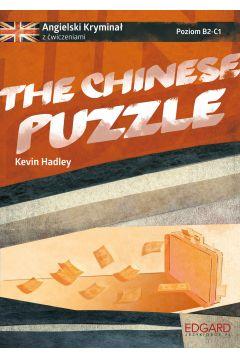 Chinese puzzle Angielski kryminał z ćwiczeniami