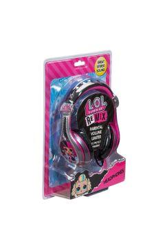 Słuchawki dla dzieci Premium LOL REMIX LL-140 eKids