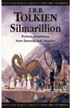 Silmarillion J R R Tolkien tłumaczenie Maria Skibniewska 9788324147663