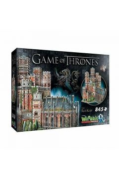 Puzzle Gra o Tron Red Keep 3D 845 elementów