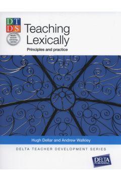 TDS Teaching Lexically