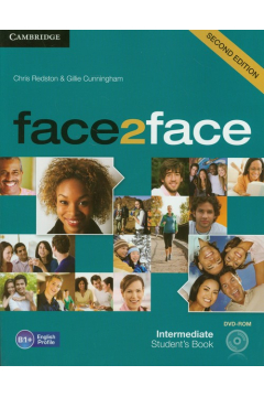 face2face Intermediate Student's Book + DVD