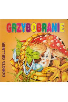Biblioteczka najmłodszych- grzybobranie