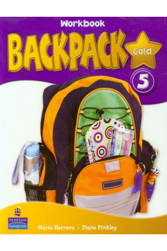 Backpack Gold 5 Workbook with CD