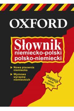 Słownik niemiecko-polski, polsko-niemiecki