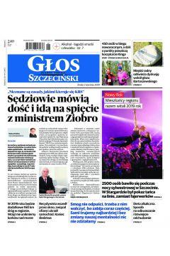 Głos Dziennik Pomorza - Głos Szczeciński 1/2019