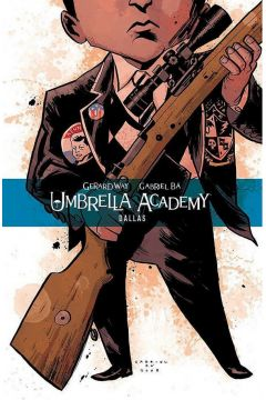 Umbrella Academy. Tom 2. Dallas