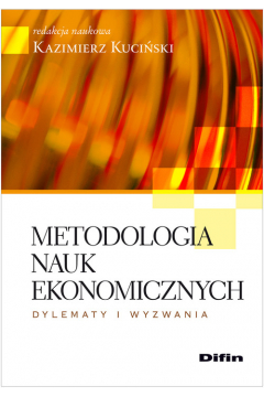 Metodologia nauk ekonomicznych