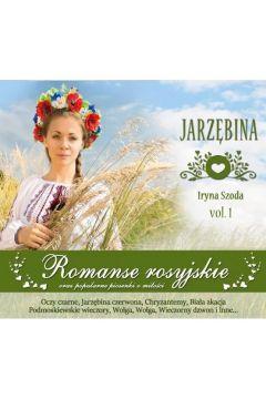 Romanse rosyjskie vol. 1 Jazrębina CD