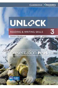 Unlock 3 Reading and Writing Skills Presentation Plus DVD