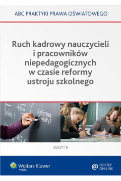 Ruch kadrowy nauczycieli i pracowników...