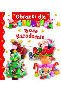 Boże Narodzenie. Obrazki dla maluchów