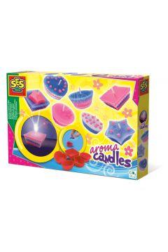 Zestaw - Zrób własne pachnące świeczki