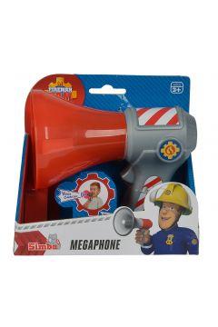 Strażak Sam Megafon