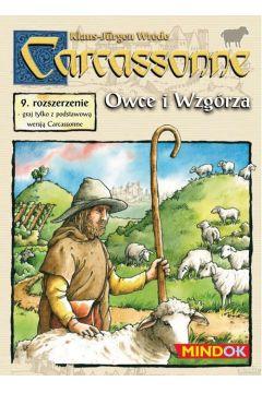 Carcassonne 9 - Owce i Wzgórza