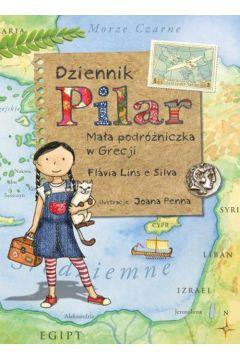 Dziennik Pilar - Grecja - Lins e Silva Flávia
