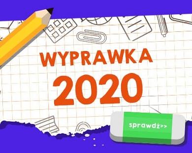 Wyprawka szkolna 2020/2021 >