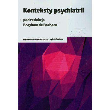 Konteksty psychiatrii