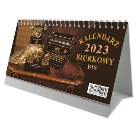 Kalendarz 2021 biurkowy poziomy bis SB2
