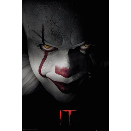 To - IT Pennywise - plakat