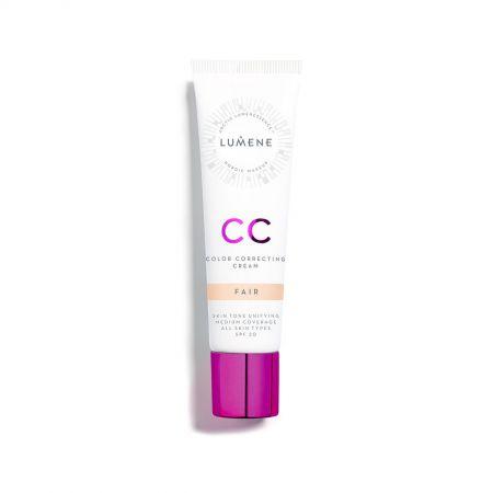 LUMENE_Color Correcting Cream Krem CC 7w1 Fair