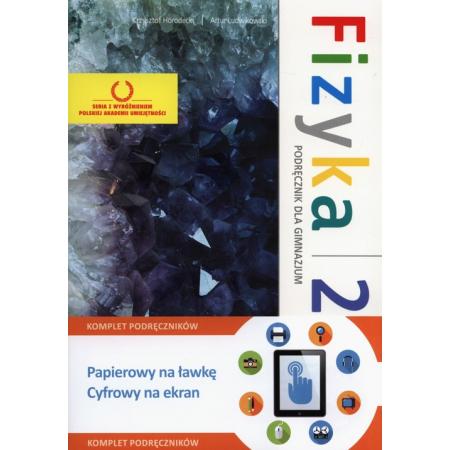 Fizyka GIM KL 2. Podręcznik. Fizyka z plusem