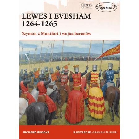 Lewes i Evesham 1264-1265 Szymon z Montfort